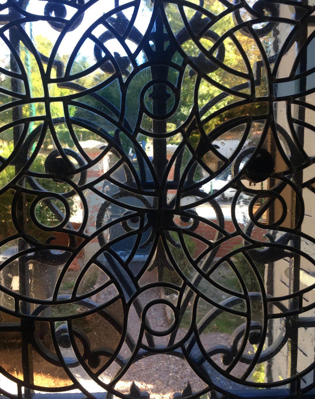 Porte d'entrée – Cistercien